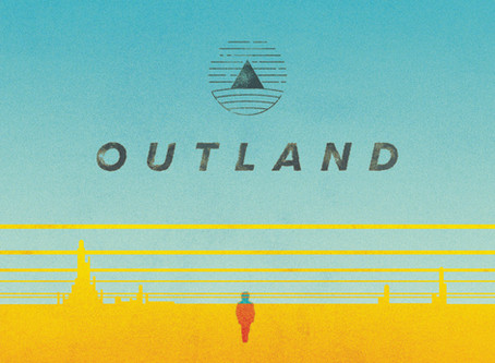 Creating Outland: M. C. Coward On His Writing Career