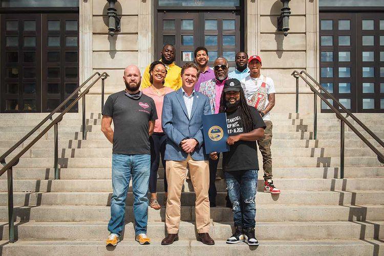 Chattanooga celebrates Hip-Hop Week