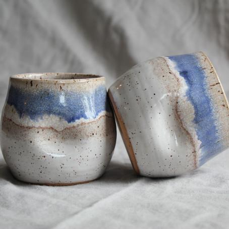 Ashen Ceramics: Hannah Hopkins' Pottery Journey