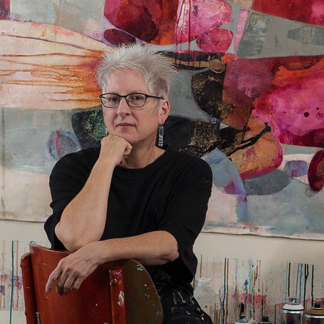 Meet Anna Carll: Showing Change Through The Abstract