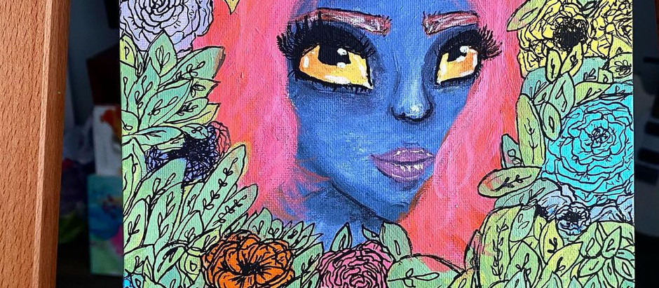 Amber Rae Studios: Art Infused with Joy