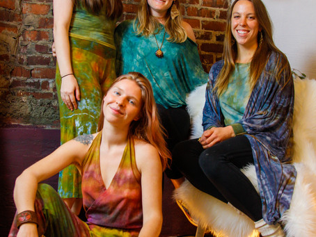 Four Women Artist You Should Know: Fusion Threads