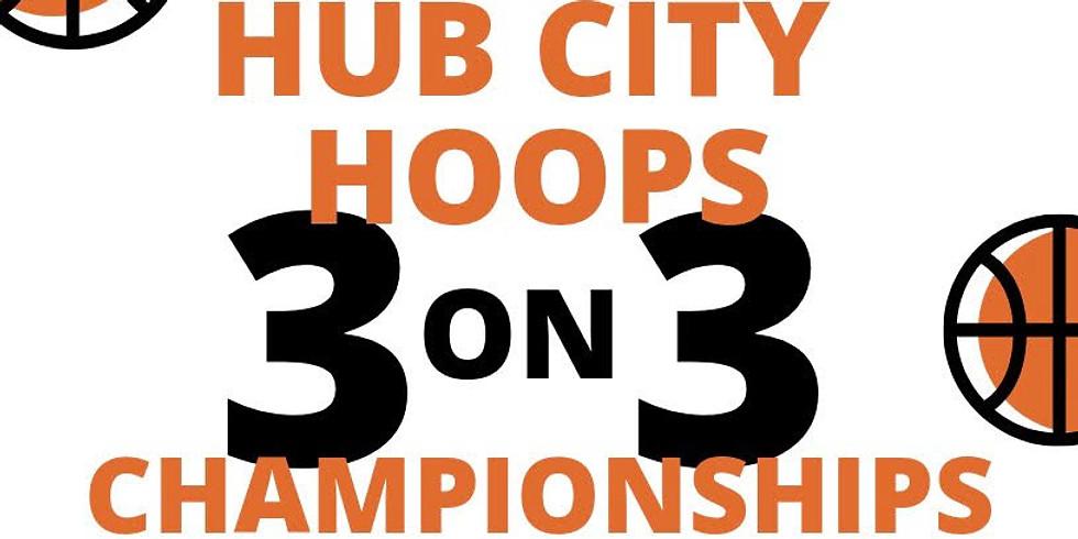 Hub City Hoops 3 on 3 Championships