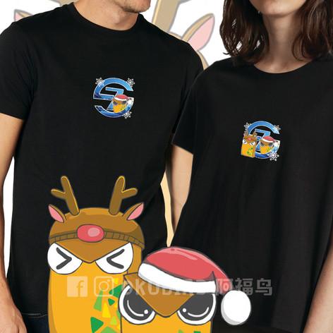 OKUBIRD 阿福鸟 • T恤