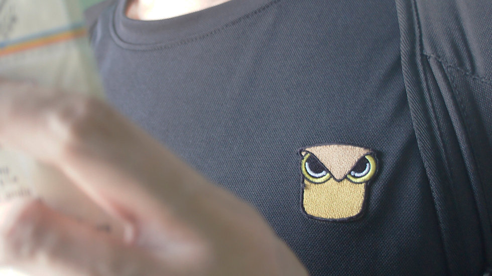 T-Shirt | Embroidered Patch