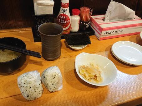 朝ごはん食べに平塚まで~♪