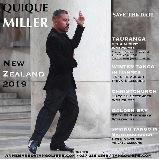 NZ TOUR 2019
