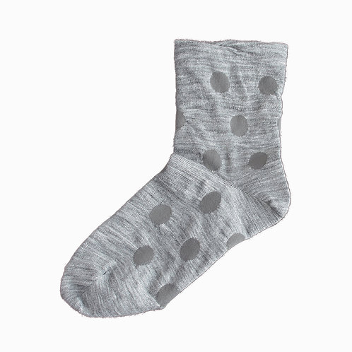 Ramie Dot Socks
