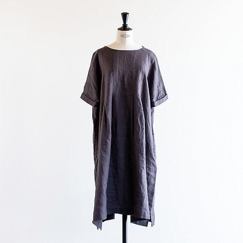 Linen Front Tuck Onepiece