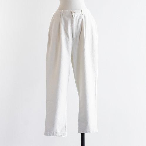 Cotton Katsuragi Tapered Pants