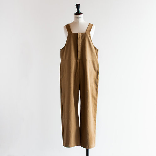 Cotton Twill Overall