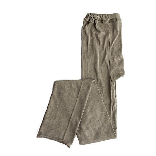 Cotton Linen Long Leggings