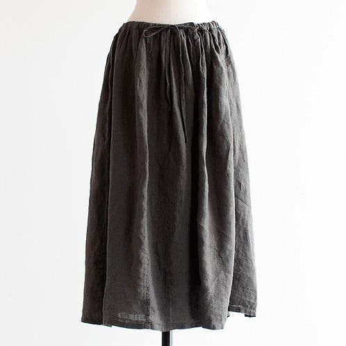 Belgium Belgium Linen Stripe Skirt