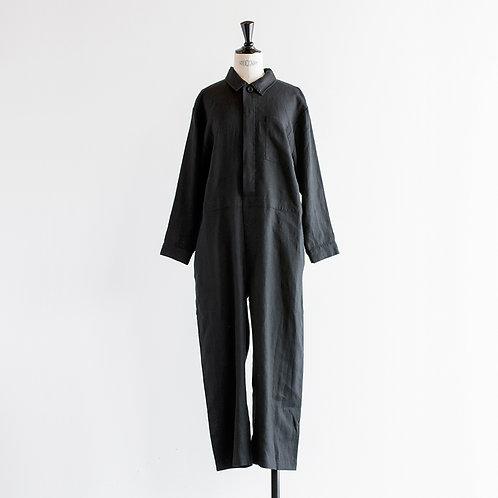 Linen Jump Suit