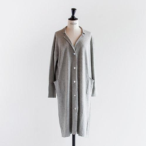 Cotton Linen Knit Cardigan