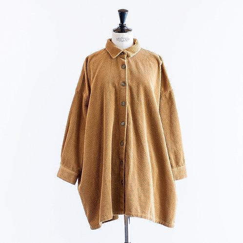 Corduroy Shirts Tunic