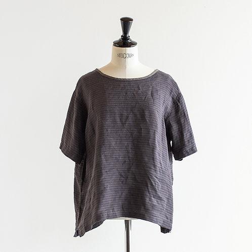Belgium Linen Overdye S/S Pullover