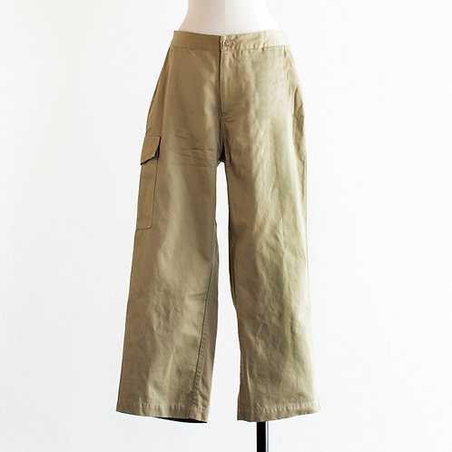 Cotton Twill Field Pants