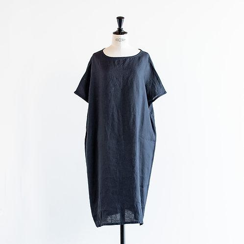 Linen Pullover Onepiece