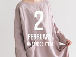 Release! 2月 Item -ワンピース-