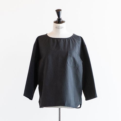Cotton Linen Slab Pullover