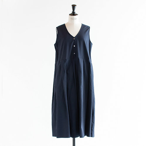 Cotton Linen 2Way Jumper Skirt