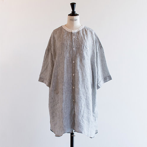 Linen Pocket Cleric Shirts