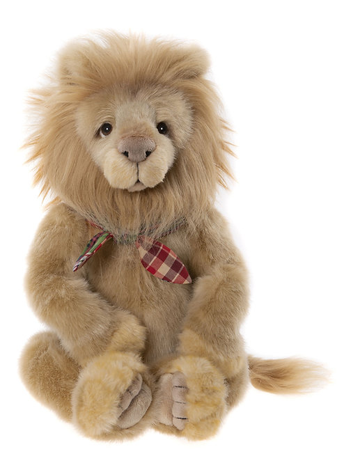 Charlie Bear 2021 Bearhouse Collection - Pampas