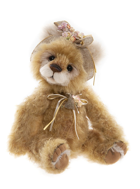 Charlie Bear 2021 Isabelle Collection - Amelia Rose