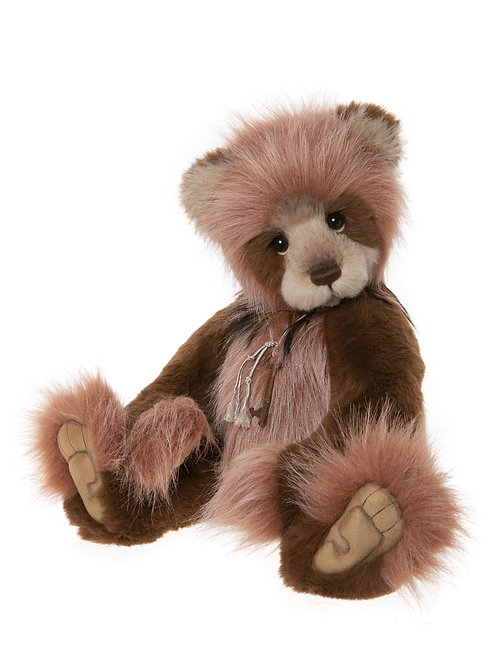 Charlie Bear 2020 Plush Collection - Denise