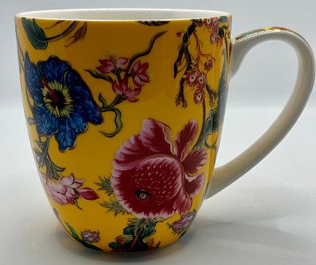 Heritage Stoke on Trent Fine Bone Bullet Mug - Anthina Honey
