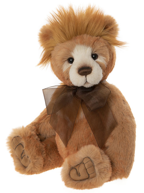 Charlie Bear 2020 Plush Collection - Hawkins