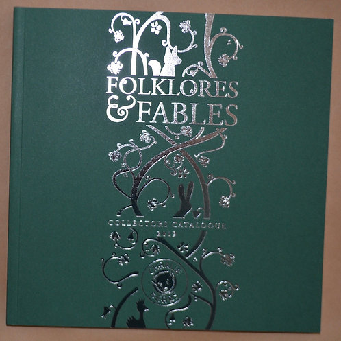Charlie Bear Folklores & Fables 2019 Catalogue
