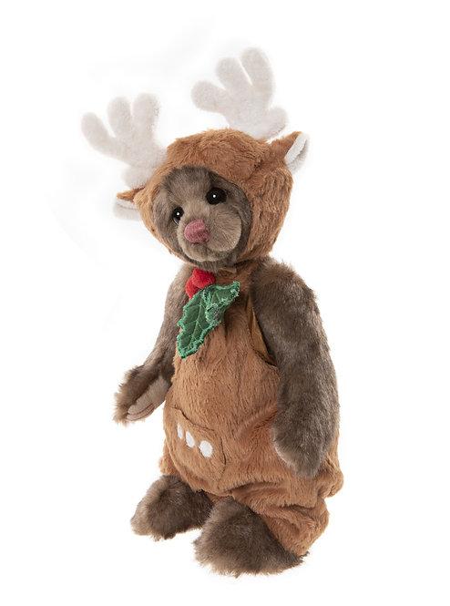 Charlie Bear 2021 Plush Collection - Jumpsuit