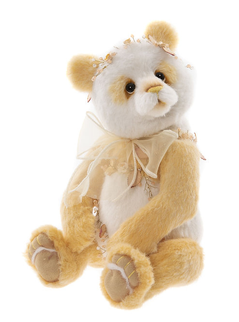 Charlie Bear 2021 Isabelle Collection - Marigold