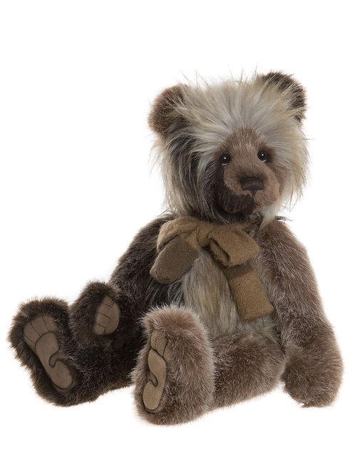 Charlie Bear 2019 Plush Collection - Bryce