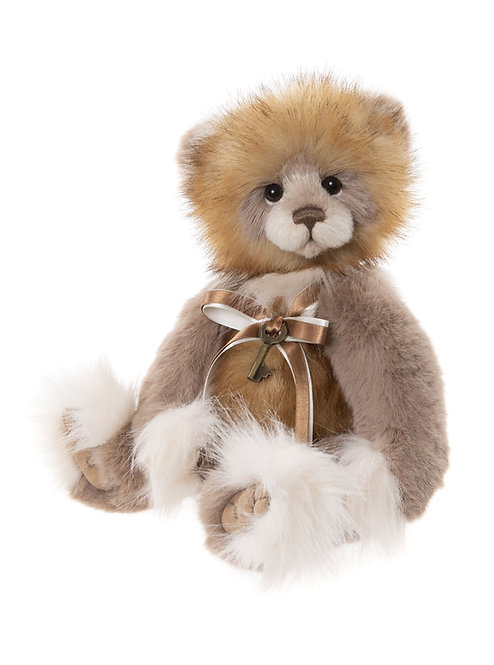 Charlie Bear 2021 Plush Collection - Rebecca