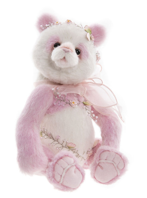 Charlie Bear 2021 Isabelle Collection - Petunia