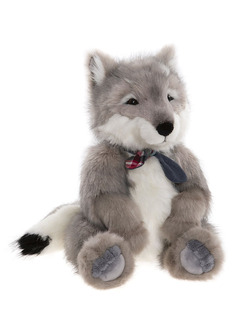 Charlie Bear 2021 Bearhouse Collection - Timberwolf