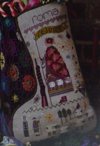 Shepherds bush x stitch stocking kit roma raptup site shepherds bush christmas cross stitch stocking kit roma the shepherds bush company have been creating cross stitch christmas stockings for over 25 years solutioingenieria Images