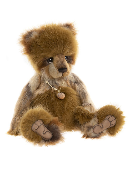 Charlie Bear 2021 Plush Collection - Snickerdoodle