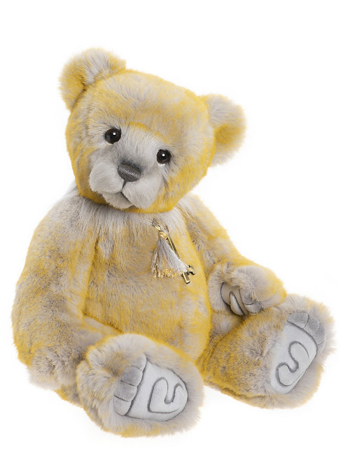 Charlie Bear 2020 Plush Collection - Honeybunch