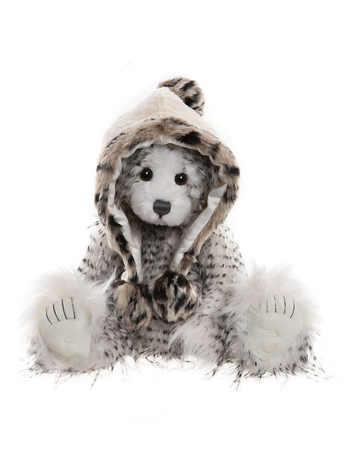 Charlie Bear 2021 Plush Collection - Snowslide