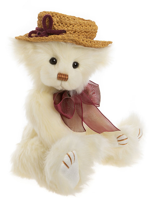 Charlie Bear 2020 Plush Collection - Miss Daisy