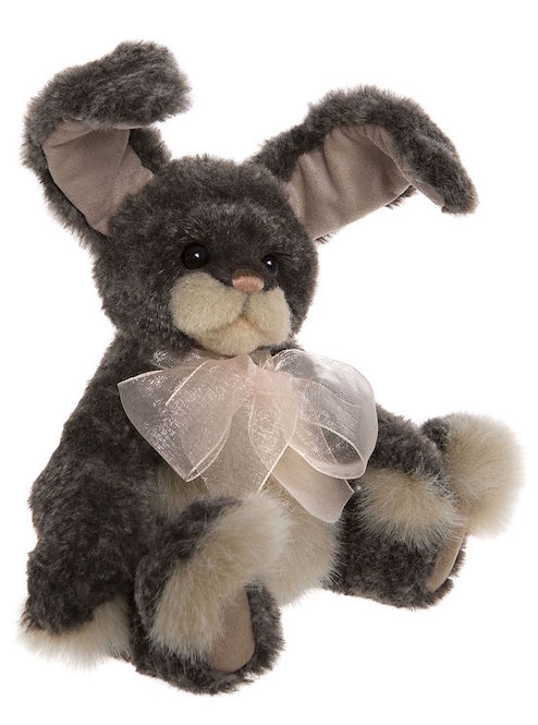 Charlie Bear 2019 Plush Collection - Ash Bunny