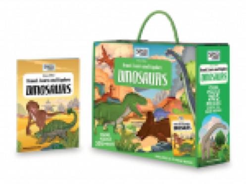 Sassi Junior Travel, Learn & Explore  - Dinosaurs