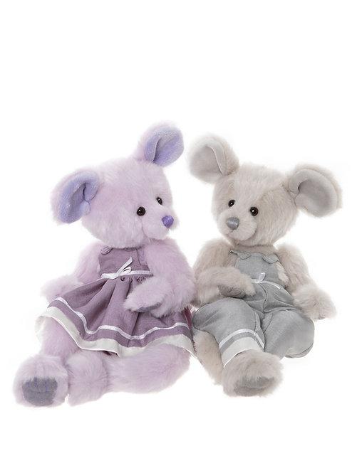 Charlie Bear 2020 Plush Collection - Jack & Jill