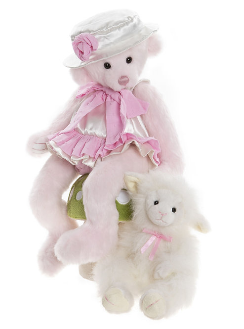 Charlie Bear 2020 Plush Collection - Mary & Baabahrah