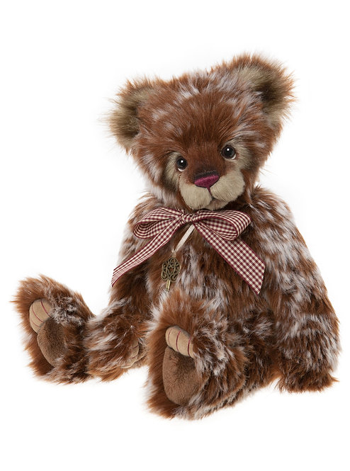 Charlie Bear 2020 Plush Collection - Strudel