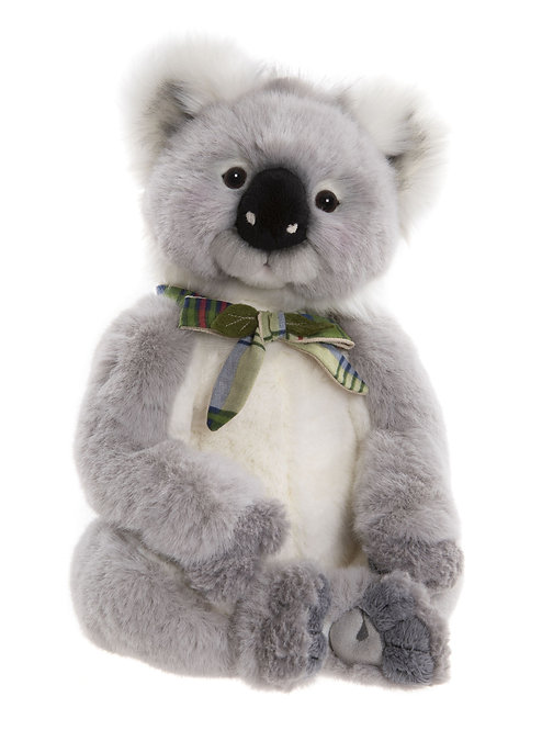 Charlie Bear 2021 Plush Collection - Dale